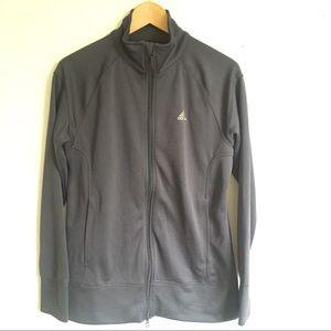 Adidas Black Athletic Jacket L